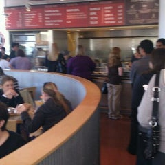 Photo taken at Chipotle Mexican Grill by Jonathan F. on 1/24/2012