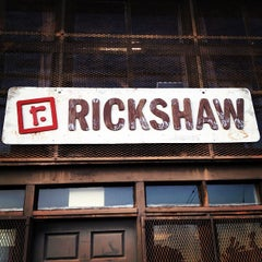 Photo taken at Rickshaw Bagworks by Doc R. on 1/28/2012