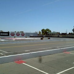Photo taken at Sonoma Raceway by Doug M. on 9/1/2011