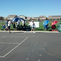 Photo taken at Junction Elementary School by Damian W. on 9/8/2012