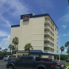 Photo taken at Best Western Cocoa Beach Hotel & Suites by Jason G. on 6/19/2012