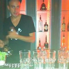 Photo taken at L'Écurie Bar et Table by Audrey D. on 7/16/2011