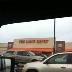 Photo taken at The Home Depot by Lauren C. on 6/18/2011