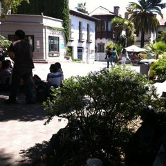 Photo taken at Patio UAH Almirante Barroso by Juan K. on 11/11/2011