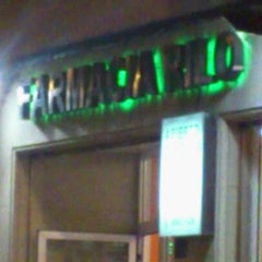 Photo taken at Farmacia Rilo by ARA on 1/2/2012