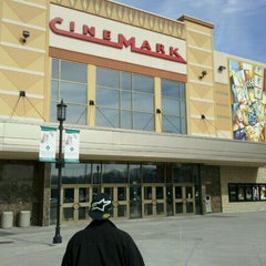 Photo taken at Cinemark Robinson Township and XD by Joshua S. on 2/28/2012