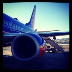 Photo taken at Bob Hope Airport (BUR) by Ozz on 7/16/2012