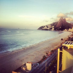 Photo taken at Best Western Plus Sol Ipanema Hotel by Richard O. on 2/17/2012