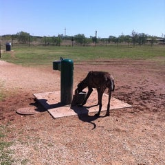 Photo taken at Camp Barkeley Dog Park by Sheri H. on 5/16/2011