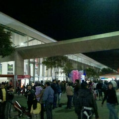 Photo taken at Feria de Leon by Aarón G. on 1/14/2012