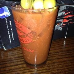 Photo taken at NIX Burger & Brew by Nolan P. on 5/6/2012