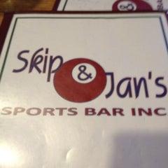Photo taken at Skip & Jan's Sports Bar by Love S. on 6/21/2012
