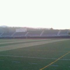 Photo taken at Santa Teresa High School by Josh A. on 12/22/2011