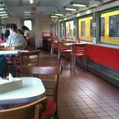 Photo taken at Carney's by Alison W. on 1/17/2012