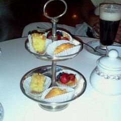 Photo taken at Dwor Oliwski Hotel Gdansk by Aleksandra E. on 7/4/2011