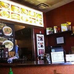 Photo taken at Tea Lite Cafe by Jason M. on 7/19/2011