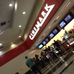 Photo taken at Cinemark by Bia A. on 12/10/2011