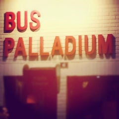 Photo taken at Bus Palladium by Florian L. on 6/14/2012
