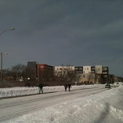 Photo taken at Snowpocalypse 2011 - Milwaukee by Derek H. on 2/2/2011