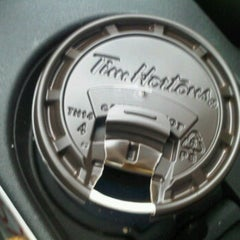 Photo taken at Tim Hortons / Cold Stone Creamery by Bryan W. on 10/26/2011