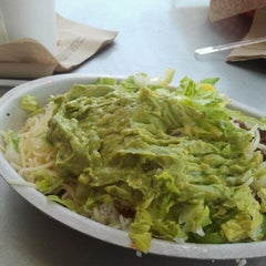 Photo taken at Chipotle Mexican Grill by Monica A. on 5/9/2012