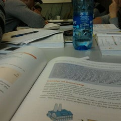 Photo taken at The Canadian College of English Language by Renata F. on 5/31/2012