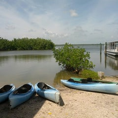 Photo taken at Tarpon Bay Explorers by Christopher R. on 8/29/2012