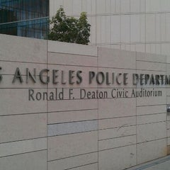 Photo taken at LAPD Headquarters by David M. on 11/19/2011