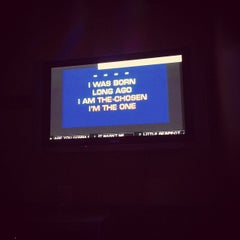 Photo taken at Karaoke One 7 by Drew O. on 11/11/2011