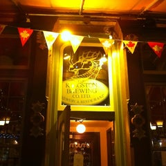 Photo taken at Kingston Brew Pub by Jason M. on 7/4/2011