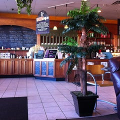Photo taken at Last Drop Coffee Shop by Wally T. on 3/6/2012