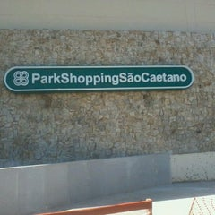 Photo taken at ParkShoppingSãoCaetano by Juliano B. on 11/2/2011