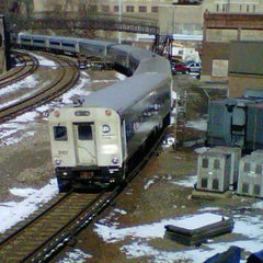Photo taken at ttmg Fan Spot - Mott Haven Junction by Trevor L. on 2/23/2011
