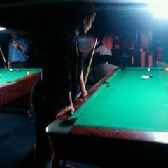 Photo taken at Brewball Pool Club & Bar by Charlotte M. on 10/26/2011