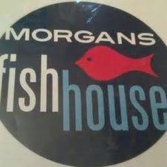 Photo taken at Morgan's Fish House by Chad M. on 5/13/2012