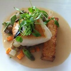 Photo taken at Hawksworth Restaurant by Teresa R. on 6/8/2012