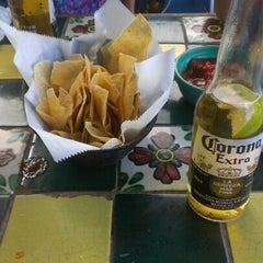 Photo taken at Cantina Dos Amigos by Michael W. on 7/24/2012