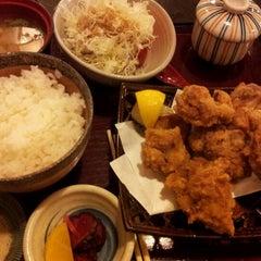 Photo taken at Doraya 定食 by nobu1014 on 11/9/2011