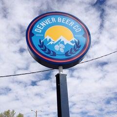 Photo taken at Denver Beer Co. by Jeremy S. on 3/31/2012
