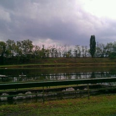 Photo taken at Lago Verde by Giovanni B. on 9/18/2011