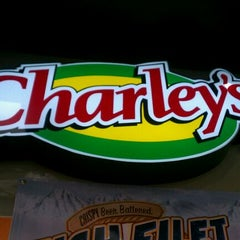 Photo taken at Charley's Grilled Subs by Raheem A. on 3/20/2012