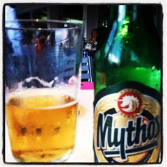 Photo taken at Greek Islands Taverna by Jeremy D. B. on 7/17/2012