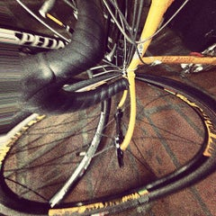 Photo taken at Tread Bike Shop by Theda S. on 5/20/2012