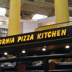 Photo taken at California Pizza Kitchen by Kangol_Kel on 8/17/2012