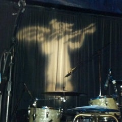 Photo taken at Tin Angel by Dave P. on 6/23/2012