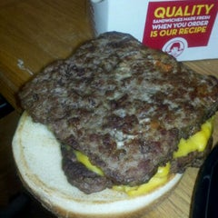 Photo taken at Wendy's by Kimber P. on 5/24/2012