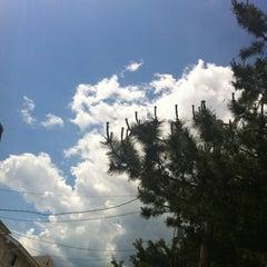 Photo taken at Backyard Fiesta by Julianne on 6/7/2012