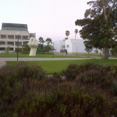 Photo taken at UA - Universidad de Alicante / Universitat d'Alacant by Niels V. on 9/10/2012