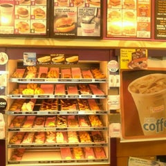 Photo taken at Dunkin Donuts by Samantha L. on 3/29/2012