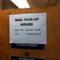 Photo taken at US Post Office by Bryan B. on 5/4/2012